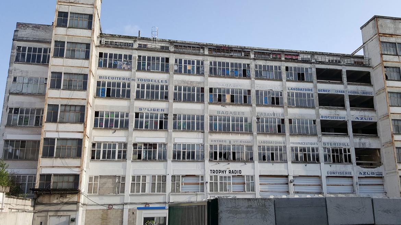 Cité Industrielle à Vincennes : Bâtiment R+6